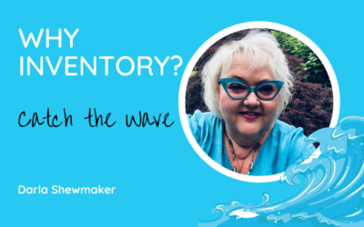 Why Inventory?