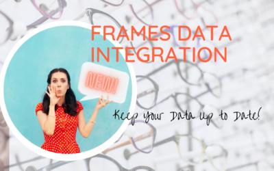 New Integration! Frames Data IDA